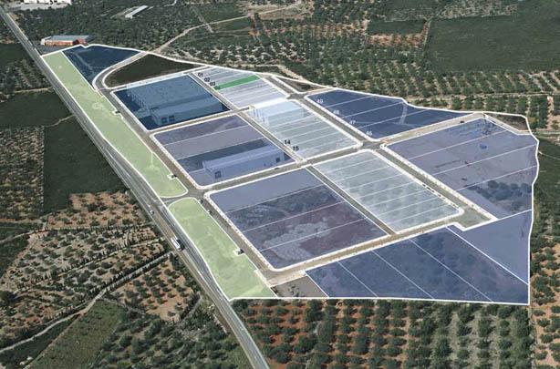 tereny industrial barat la senia